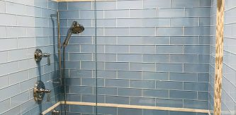 Shower Remodel Installation