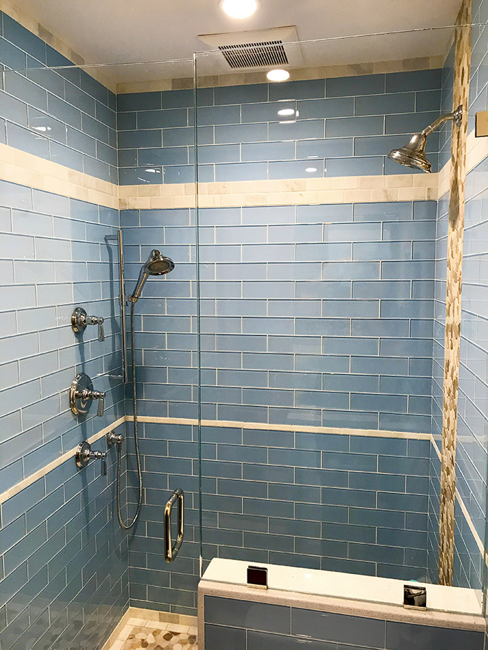 Shower Remodel Installation